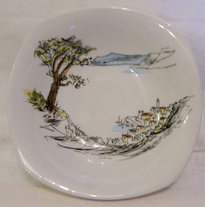 Midwinter 'Cannes' 6 inch Dessert Bowl - 1960s -SOLD